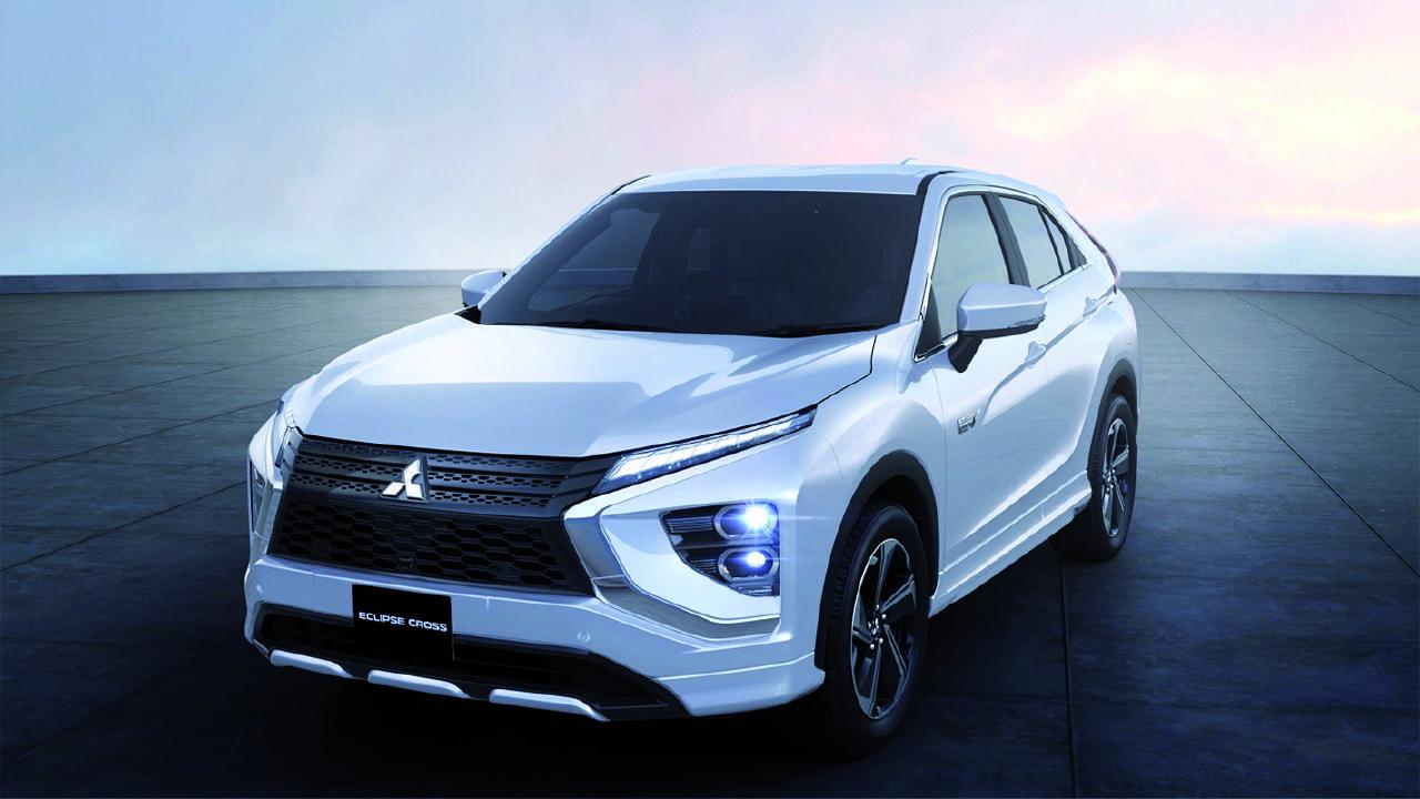 Mitsubishi bringt neuen Eclipse Cross Plug-in Hybrid nach Deutschland